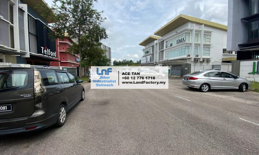 Tiong Nam Industry Park – 3 Storey Cluster Factory – RENT