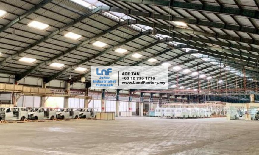 Tampoi – Bounded Warehouse – RENT