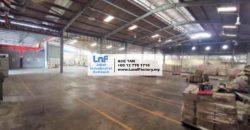 Seri Alam – Corner Lot Semi D Factory – SALE